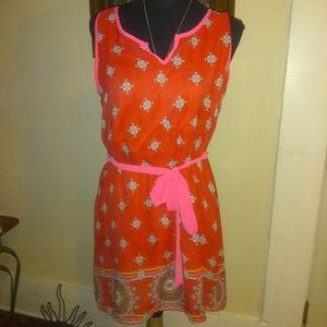 Yoyo5 boho shift dress